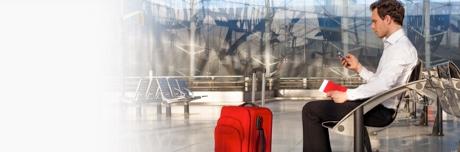 Ant suolelio sėdintis keleivis, pasirengęs trombozės profilaktikai